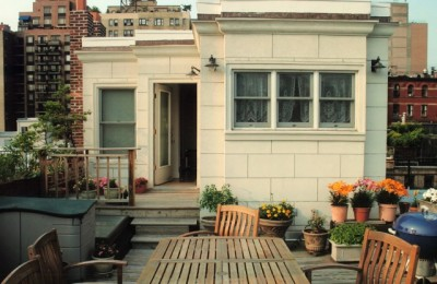West 77th Street, NYC – Penthouse Addition